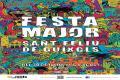 Programa de la Festa Major de Sant Feliu de Guíxols 2016